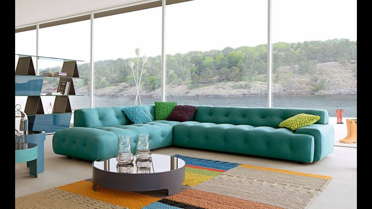 Top 50 Modern L Shape Sofa Set Designs For Living Room 2018 Plan N Design