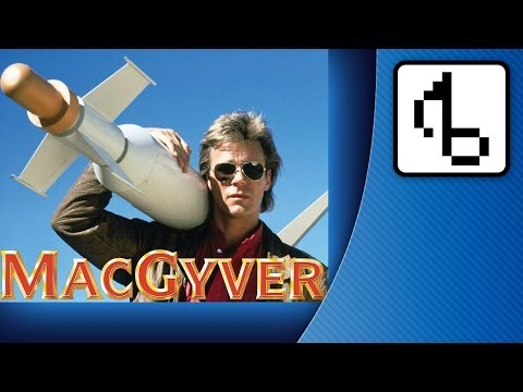 MacGyver Theme WITH LYRICS - brentalfloss