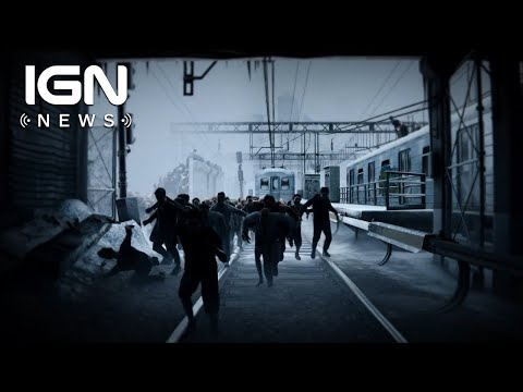New World War Z Video Game Revealed - IGN News