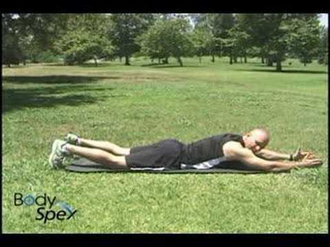 hqdefault - Lower Back Pain Exercises Superman