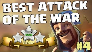 BEST ATTACK OF THE WAR #4 - TH12 SUI HERO LALO (NO BAT SPELLS!) | Mister Clash, Clash of Clans