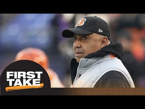 Stephen A. Smith says Bengals don't give a damn about fans | First Take | ESPN