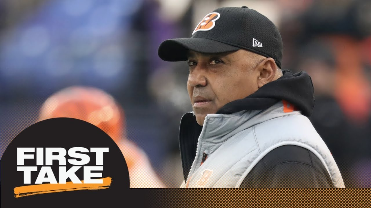 Stephen A. Smith says Bengals don't give a damn about fans   First Take   ESPN