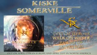 "Kiske / Somerville ""City of Heroes"" Trailer (Official / New Studio Album / 2015)"