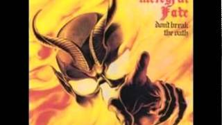 Mercyful Fate - A Dangerous Meeting (Lyrics)