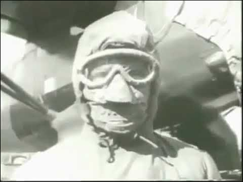 Admiral Byrd Planes Crashing Into The Invisible Dome  Firmament