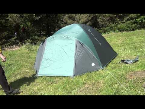Туристическая палатка Trek Planet Arisona 3