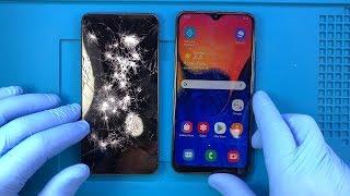 Samsung Galaxy A10 Ekran Değişimi 🇹🇷