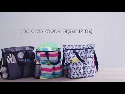 Thirty One Gifts Crossbody Organizing Tote