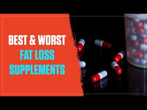 What Are the 3 Best & Worst Fat Loss Supplements? - Legion