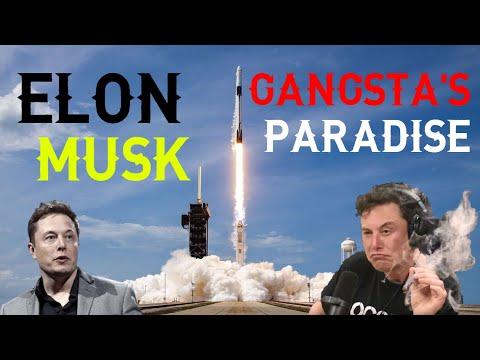 Elon Musk - Gangsta's Paradise (SpaceX) [2021]