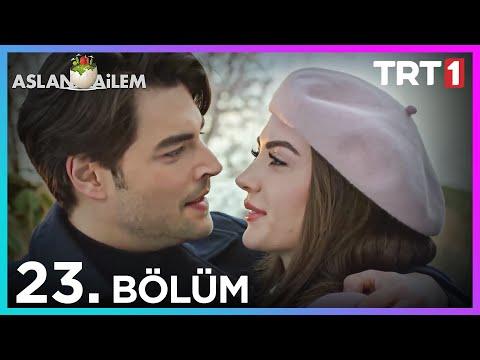 Aslan Ailem 23. Bölüm (Her Pazar 20:00'de TRT1'de)