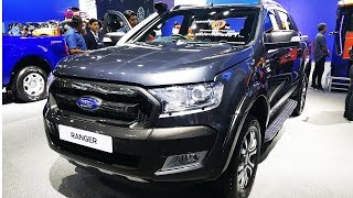 Ford Ranger รุ่น Double Cab 2.2L Hi-Rider Wildtrak 4x2 6AT