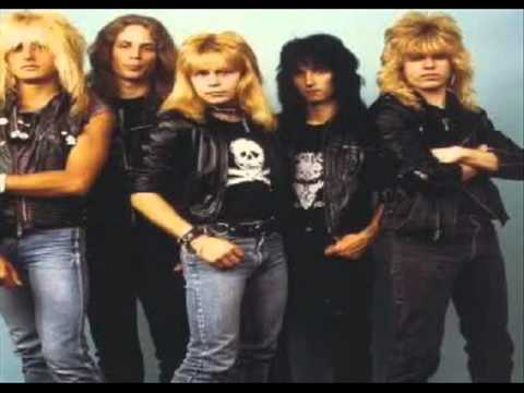 Damien .- hells reign - 1986
