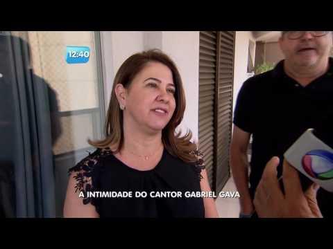 BG - A intimidade do cantor Gabriel Gava - 15-08-2016