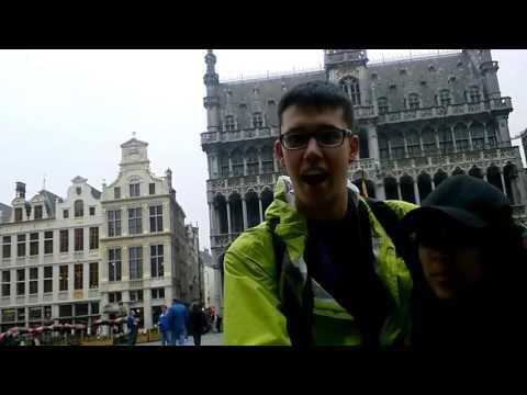 Europe Travel Vlog: Brussels, Belgium
