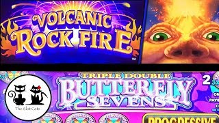 Tropicana Laughlin 🎰 Triple Double Butterfly Sevens ➐ Volcanic Rock Fire 🌋 The Slot Cats