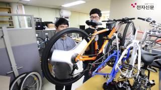 바퀴만 교체하면 전기자전거로 변신