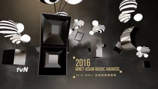 2016 亞洲音樂頒獎典禮 英   2016 mnet asian music awards english