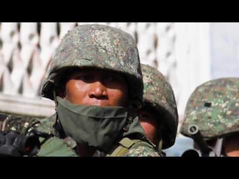 Militan di Marawi - Militan IS bersembunyi di Sabah.