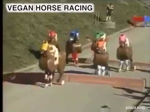 Vegan Horse Racing