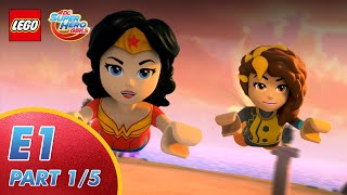 Galatic Wonder - LEGO  DC Super Hero Girl - Part 1