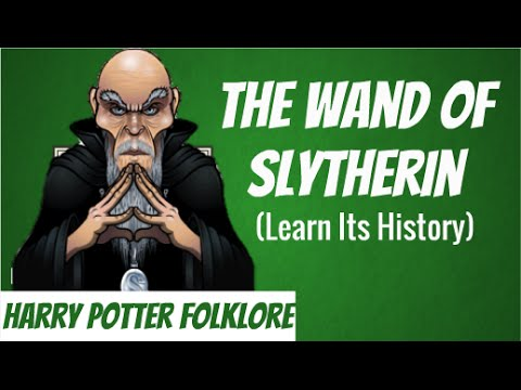 the wand of slytherin youtube
