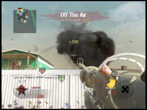 Call of Duty: Black Ops - Strela 3 vs Valkyrie Rocket