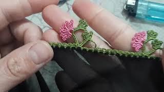 317-harika minik çiçekli oyam