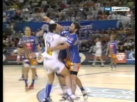 Liga de Campeones 2005/06 - San Antonio vs Veszprem - Semf-VTA (Pamplona)