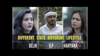 Different State Different Lifestyle   Amit Bhadana Delhi, UP, Haryana