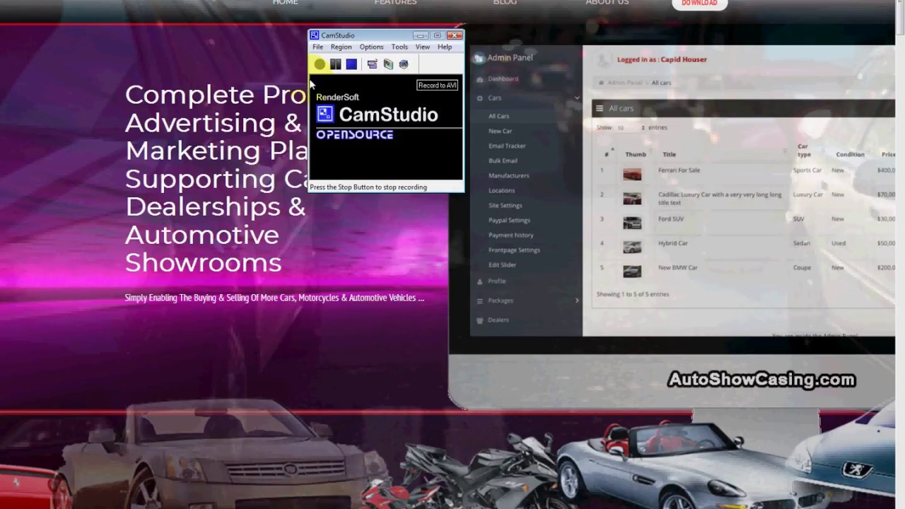 Autoweb Design Websites and Digital Marketing for Car Dealers Public ...