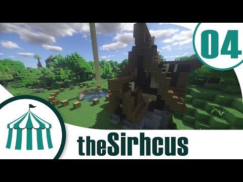 "The Sirhcus | Ep. 4 | ""Spawn Village"" | Vanilla Minecraft"