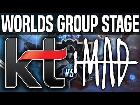 KT Rolster vs MAD Team vod