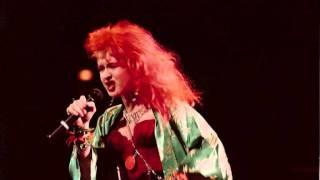 Cyndi Lauper - Money changes everything Live at Arena Rock Yokohama Japan 1991