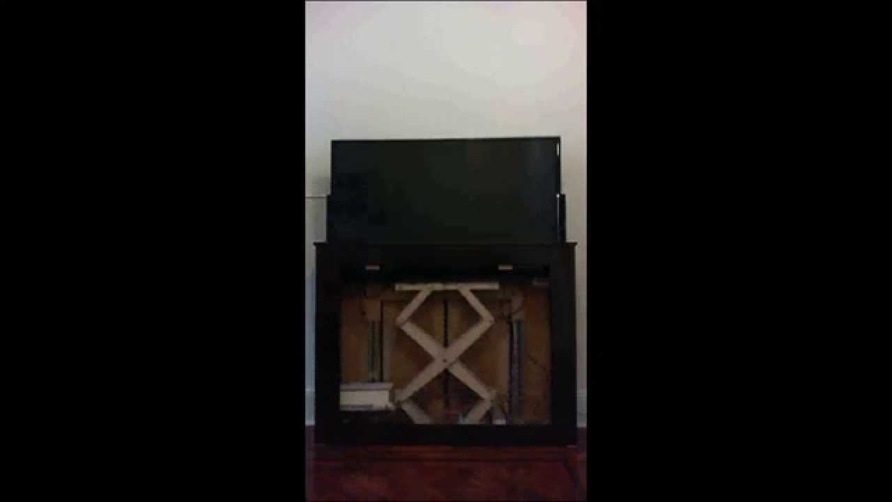 Uncategorized Diy Tv Lift diy tv lift showing mechanism youtube mechanism