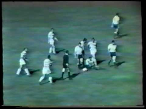 Racing Club 1   Celtic Glasgow 0  Tercera Final Intercontinental 1967