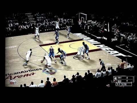 LeBron James /NBA2K13 Demo/ MIX.mov