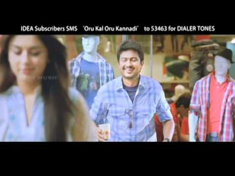 Oru Kal Oru Kannadi Official Trailer