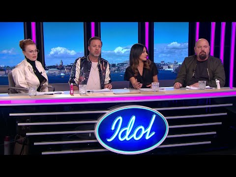 Mega Arsheed - Brother av NEEDTOBREATHE (hela Idol-audition 2017) - Idol Sverige (TV4)
