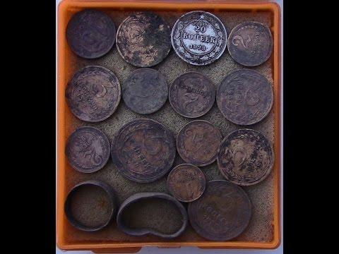 Поиск монет с ака беркут-5 32. монетное поле-2 - www.fassen..