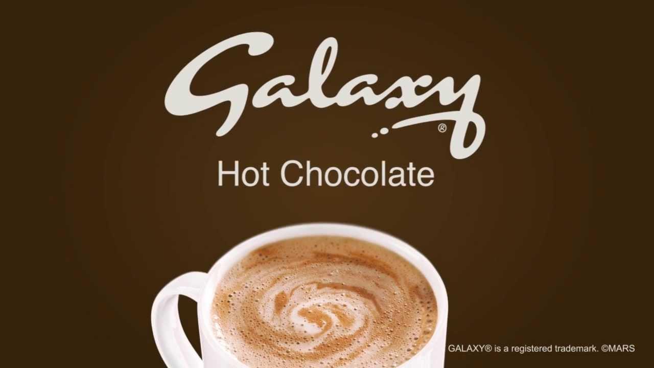 Galaxy Hot Chocolate Ad - YouTube