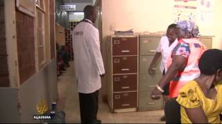 Wheelbarrow Ambulance To The Rescue In Kenya