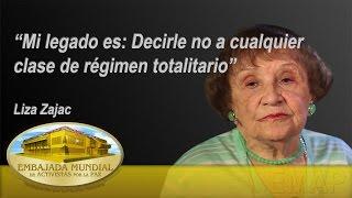 Liza Zajac - Sobreviviente del Holocausto / Holocaust Survivor