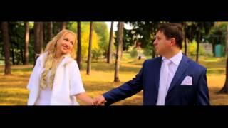 Осенняя свадьба в Жуковском