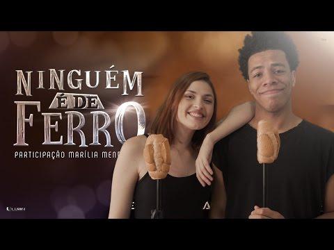 ♫ PARÓDIA | Wesley Safadão Part. Marília Mendonça - Ninguém é de ferro