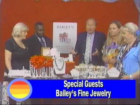 Bailey's Fine Jewelry on the WHIG Morning Show