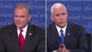 watch every time interrupting tim kaine disrupted the vice presidential debate