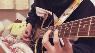 ギターソロだけ弾きました。 とても好きな曲です。 原曲→https://youtu.be/W24mBGkXNZ8.