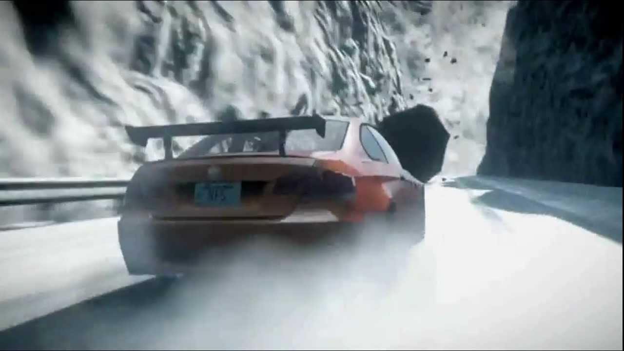Trailer Need for Speed The Run - Enterrado vivo (Gamescom 2011) (Legendado PT-BR) Full HD